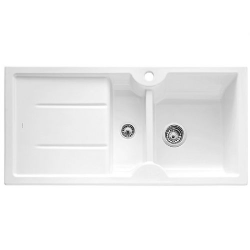 Blanco Idessa 6 S Inset Ceramic Kitchen Sink